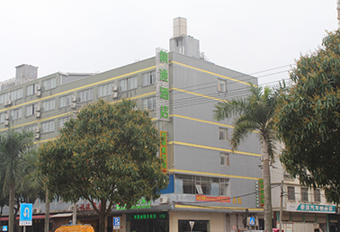 南宁市精通酒店仙葫店项目