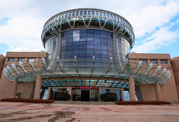 广西民族博物馆项目