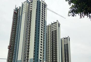 广西区政府新民路旧房改造项目